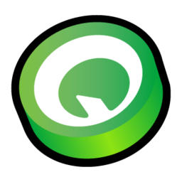 256x256px size png icon of Quark