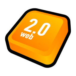 256x256px size png icon of Web