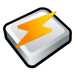 256x256px size png icon of Winamp