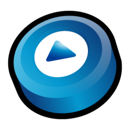 256x256px size png icon of Windows Media Player Alternate