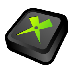 256x256px size png icon of Xion Media Player