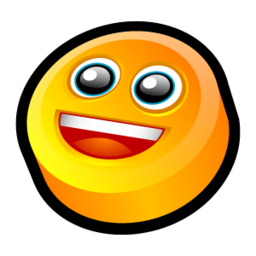 256x256px size png icon of Yahoo Messenger