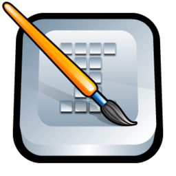 256x256px size png icon of Axialis Icon Workshop