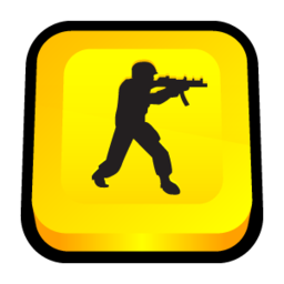 256x256px size png icon of Counter Strike Condition Zero