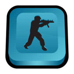 256x256px size png icon of Counter Strike Deleted Scenes