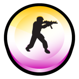 256x256px size png icon of Counter Strike Source