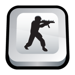 256x256px size png icon of Counter Strike
