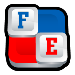 256x256px size png icon of Font Expert