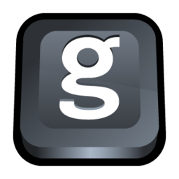 256x256px size png icon of Getty Images