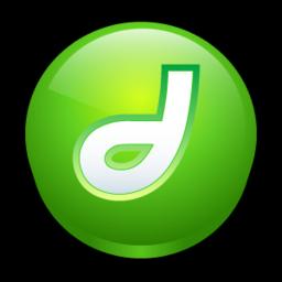 256x256px size png icon of Macromedia Dreamweaver