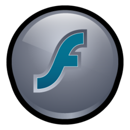 256x256px size png icon of Macromedia Flash Player MX