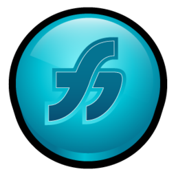 256x256px size png icon of Macromedia Freehand MX