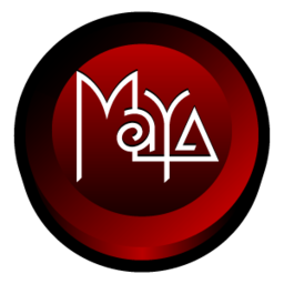 256x256px size png icon of Maya