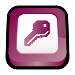 256x256px size png icon of Microsoft Office Access