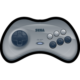 256x256px size png icon of Sega Saturn
