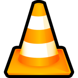 256x256px size png icon of VLC Media Player