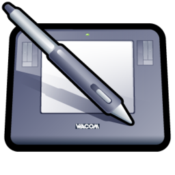 256x256px size png icon of Wacom Intuos 3