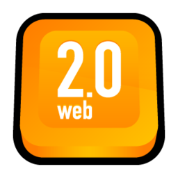 256x256px size png icon of Web 2.0