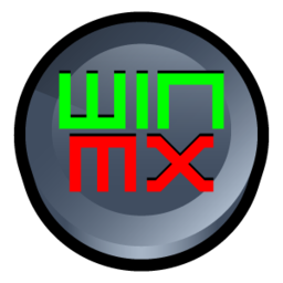 256x256px size png icon of WinMX