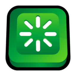 256x256px size png icon of Windows Restart