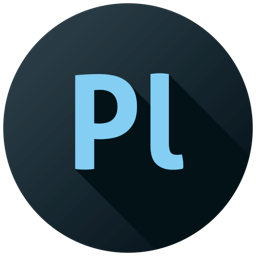 256x256px size png icon of Adobe Prelude