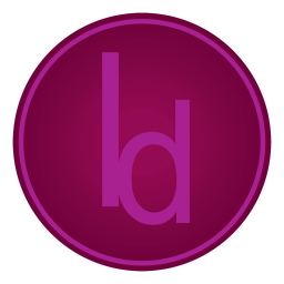 256x256px size png icon of Adobe Id