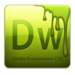 256x256px size png icon of Dw CS3