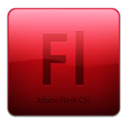 256x256px size png icon of Fl CS3 Icon (clean)