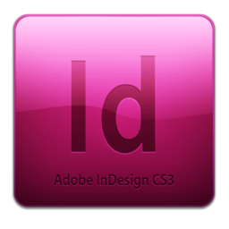 256x256px size png icon of In CS3 Icon (clean)