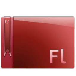256x256px size png icon of Flash CS 5