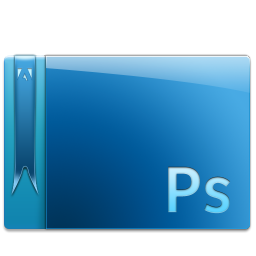 256x256px size png icon of Photoshop CS 5