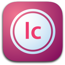 256x256px size png icon of InCopy