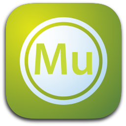 256x256px size png icon of Muse