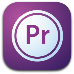 256x256px size png icon of Premiere Pro