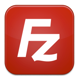 256x256px size png icon of Filezilla 2