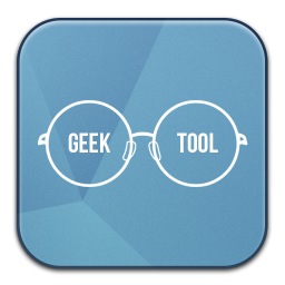 256x256px size png icon of GeekTool 2
