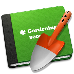 256x256px size png icon of Gardening Book
