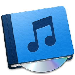 256x256px size png icon of Music Book