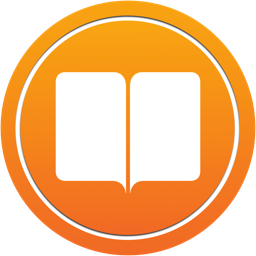 256x256px size png icon of iBooks