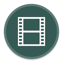 256x256px size png icon of Movie