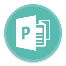 256x256px size png icon of Publisher 2