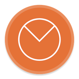 256x256px size png icon of Airmail 4