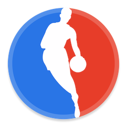 256x256px size png icon of NBA