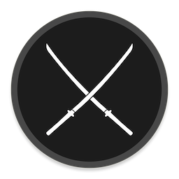 256x256px size png icon of Ninjas