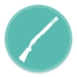 256x256px size png icon of ShotgunFun