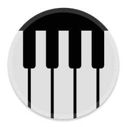 256x256px size png icon of AudiMIDI