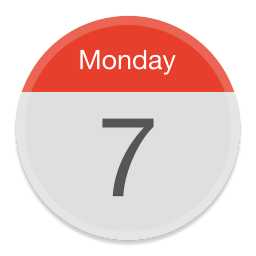 256x256px size png icon of Calender