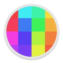 256x256px size png icon of ColourSync