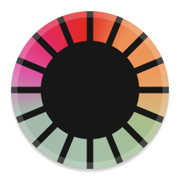 256x256px size png icon of DigitalColourMeter