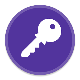 256x256px size png icon of KeyChainAccess